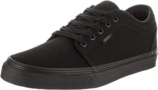 Men's Chukka Low Blackout Skate Shoe 10.5 Men US
