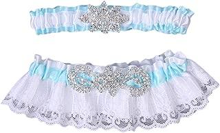 2019 Handmade Lace Wedding Garter Set for Bride Party Bridal Leg Garters