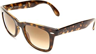 Ray-Ban Men's Folding Wayfarer Sunglasses