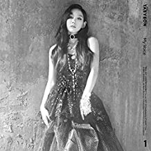 TAEYEON Girls' Generation - My Voice (Vol.1) [I Got Love Ver] CD+Photobook+Photocard+Folded Poster+Extra Photocard Set