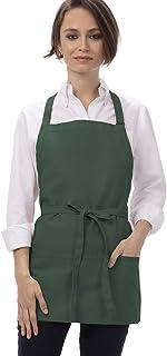 Chef Works Unisex Three Pocket Apron