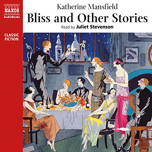Bliss & Other Stories  cover art
