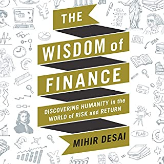 The Wisdom of Finance cover art