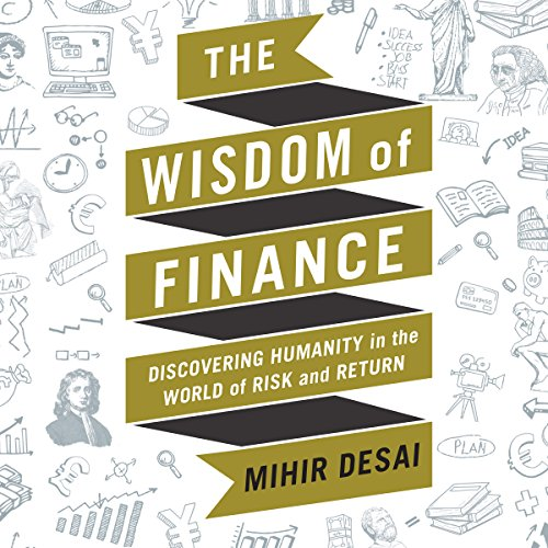 The Wisdom of Finance audiobook cover art