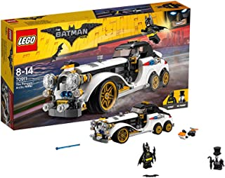 LEGO Batman Movie Arrollador ártico de The Penguin