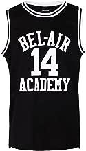 JOLI SPORT Will Smith #14 Jersey The Fresh Prince of Bel Air Basketball Jersey Mens Basketball Jersey S-XXXL