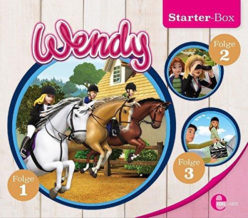 Wendy - Das Original-Hörspiel zur TV-Serie - Starter-Box (1-3)