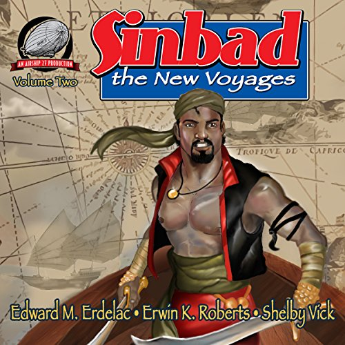 Sinbad: The New Voyages, Volume 2 audiobook cover art