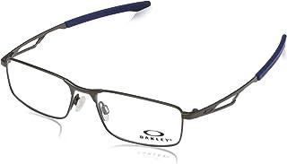 cc5a0d5f89 Oakley Barspin Monturas de gafas, Plateado, 49 para Hombre
