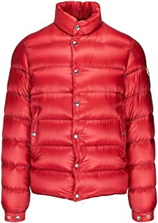 Moncler Luxury Fashion Mens 4194549C0084455 Red Down Jacket   Fall Winter 19