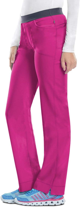 Cherokee Women's Size Infinity Low-Rise Slim Pull-on Pant, Carmi