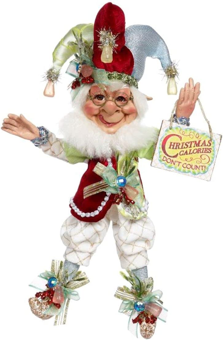 Mark Roberts Elves 51-16178 Gumdrop Elf Small 11.5 Inches