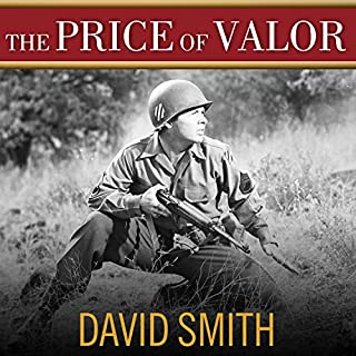 The Price of Valor audiobook cover art