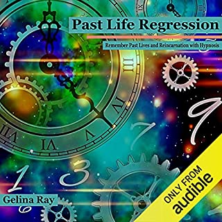 Past Life Regression audiobook cover art
