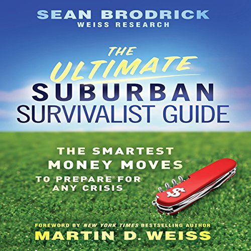 The Ultimate Suburban Survivalist Guide audiobook cover art