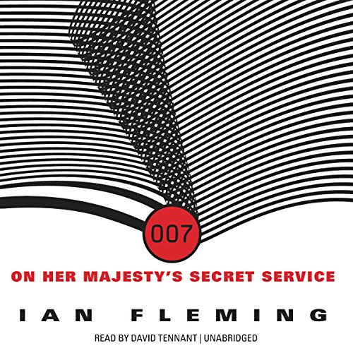 On Her Majesty's Secret Service audiobook cover art