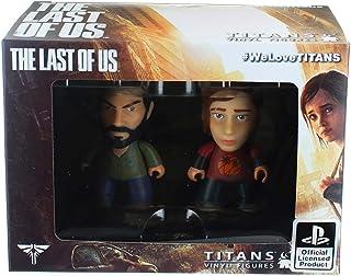 "The Last Of Us 3"" Titans Vinyl Figures (Joel + Ellie)"