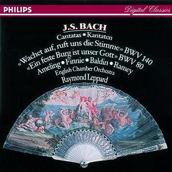 Bach, J.S.: Cantatas Nos. 80 & 140