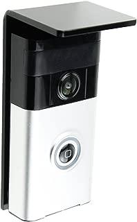 POPMAS Doorbell Anti-Glare Adapter-Doorbell Weather-Blocking Mount-Doorbell Sun Visor Bracket for Ring/Ring pro/Ring2