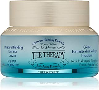 The Face Shop The Therapy Royal Made Moisture Blending cream 50ml Best Korean Cosmetics