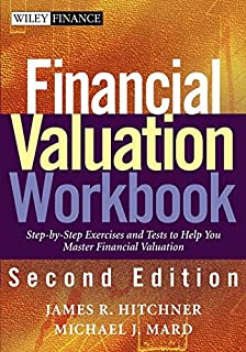 Financial Valuation Workbook: Step-by-Step Exercises to Help You Master Financial Valuation
