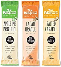 Creative Nature Mixed Vegan Protein Bar Box 15 Bars – Gluten Free Dairy Nut Free Estimated Price : £ 19,20