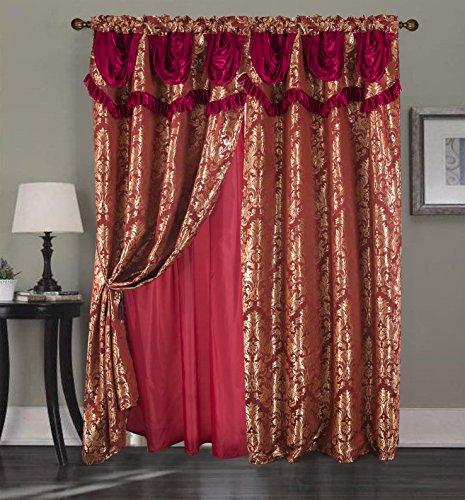 cortina jacquard fabricante RT Designers Collection