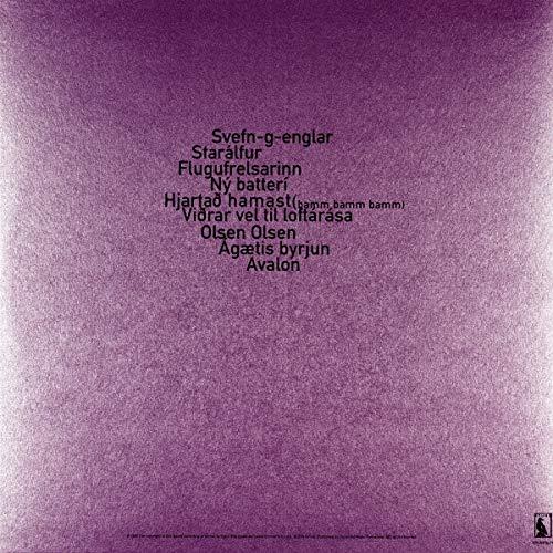 Ágætis byrjun - A Good Beginning (20th Anniversary Edition) [VINYL]