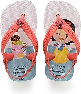 Chinelo, Havaianas, New Baby Disney Princess, Bebê Unissex