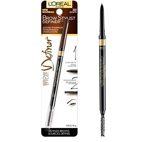 L'OrÃal Paris Stylist Waterproof Eyebrow Pencil