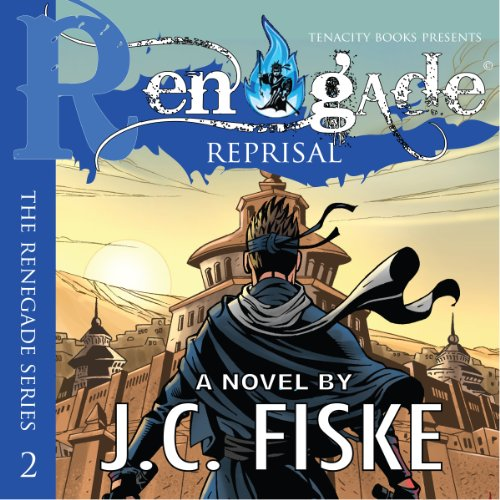 Renegade Reprisal audiobook cover art