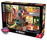 Anatolian Puzzle Venetian Cafe 2000 Parça