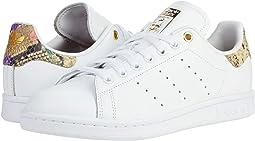 Footwear White/Scarlet/Gold Metallic