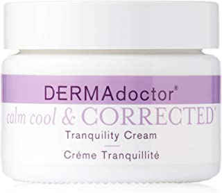 DERMAdoctor Calm, Cool & Corrected anti-redness tranquility cream - 1.7 Oz