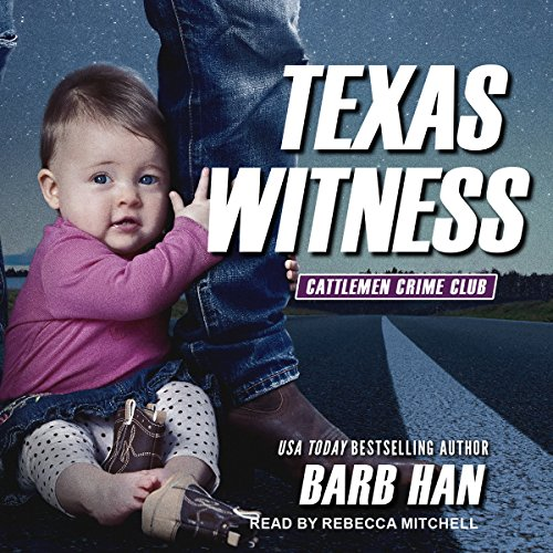 Texas Witness audiobook cover art
