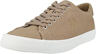 Fred Perry Underspin Mens Trainers Brown - 10 UK