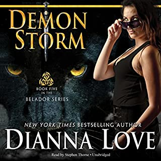 Demon Storm cover art