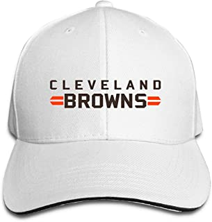 Main-Theme Cleveland Browns Adjustable Hat, One Size Fits All,Gray