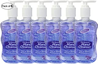 Anti-Bacterial Hand Cleanser With Lavender (237ml) (Pack of 6) by Purest