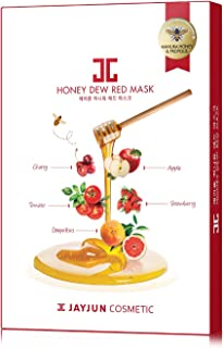 JAYJUN Honey Dew Red Mask 125ml (5 Masks)