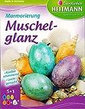Ostern Eierfarbe Marmorierung Muschelglanz EINFACHE ANWENDUNG
