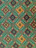 Roya Textil-Baumwollstoff, inspiriert von afrikanischer