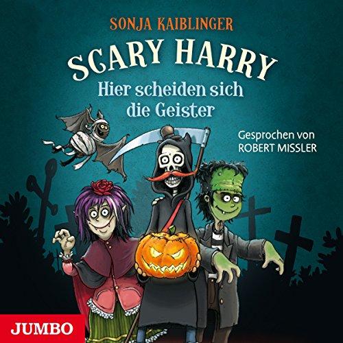 Hier scheiden sich die Geister (Scary Harry 5) Titelbild