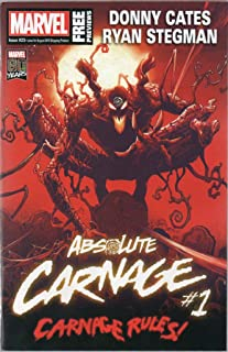 Marvel Previews (Marvel Free Previews), no. 23 (July 2019) (covers: Absolute Carnage #1/Marvel Comics #1000): Lethal Protectors, Venom, House of X, Ghost-Spider, Gwenpool, Agents of Atlas, Avengers