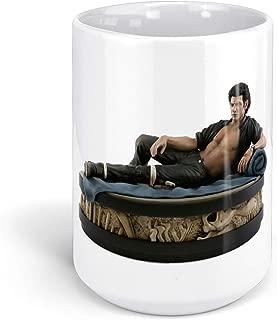 HoaLee Jeff Goldblum 15oz White Mug