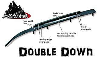 4 Double Down Snowmobile Ski Carbides (Pair)- Polaris [RD7504]