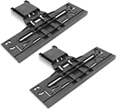 W10546503 Upgraded Dishwasher Upper Rack Adjuster Replacement for Kitchenaid Whirlpool..