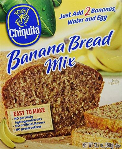 Chiquita Banana Bread Mix, 13.7 oz