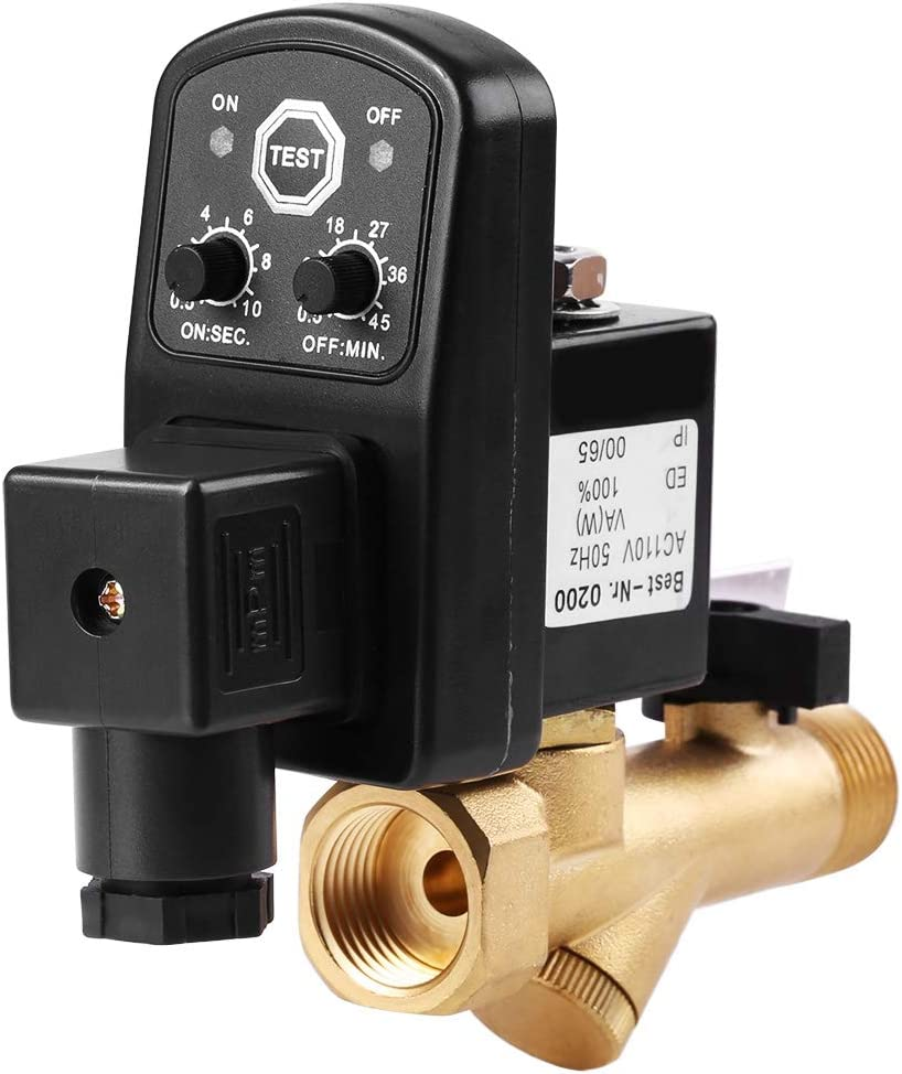 G1 2 DN15 Electronic Drain Max Ranking TOP15 81% OFF Valves Valve Control Automatic Elec