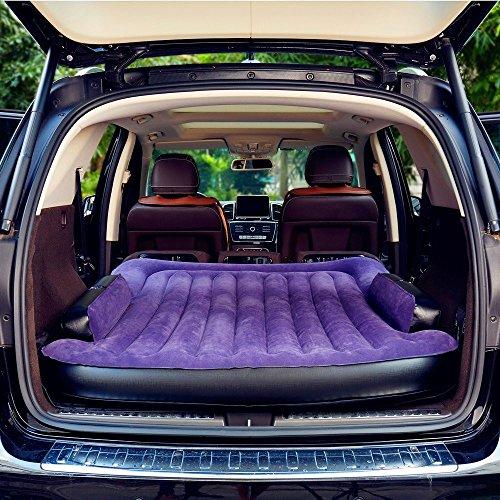SINOIDEAS SUV Luftmatratze Für Autos- Luftmatratze Für Das Reisen Mit Dem Auto, Dickes Bett Mit Der